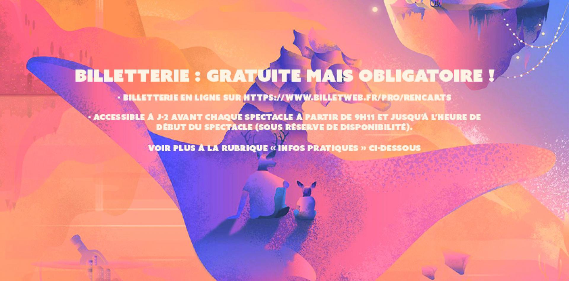 Programmation du festival