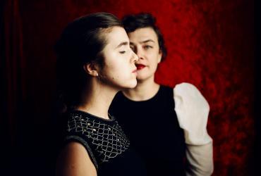Rosemary standley et Dom la Nena